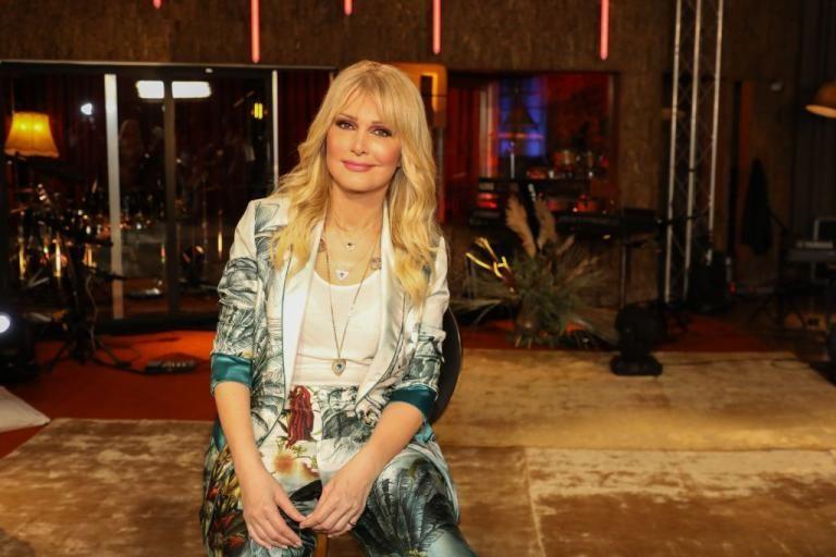 Μεγάλη βραδιά με την Νατάσα Θεοδωρίδου στο MEGA | tovima.gr