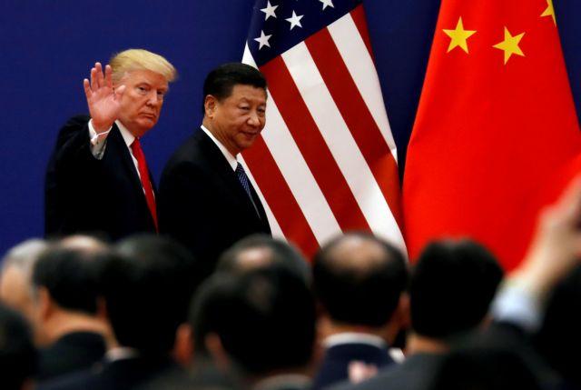 Νέα ένταση στις σχέσεις Κίνας – ΗΠΑ λόγω Χονγκ Κονγκ   tovima.gr