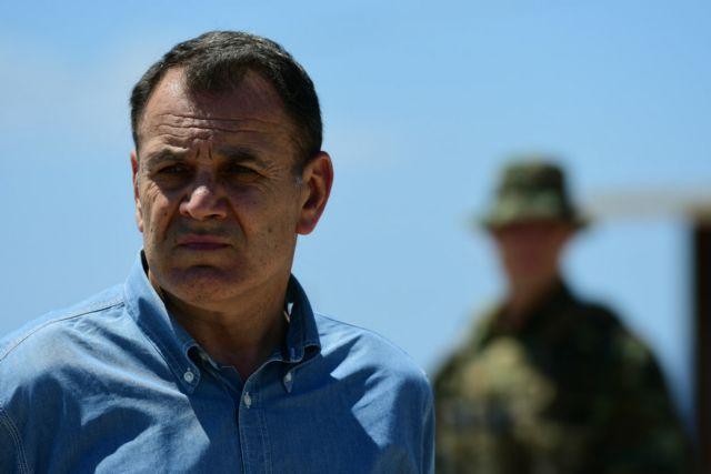 Παναγιωτόπουλος:  Οι Ένοπλες Δυνάμεις είναι πανταχού παρούσες, εξασφαλίζοντας τα σύνορα της χώρας   tovima.gr