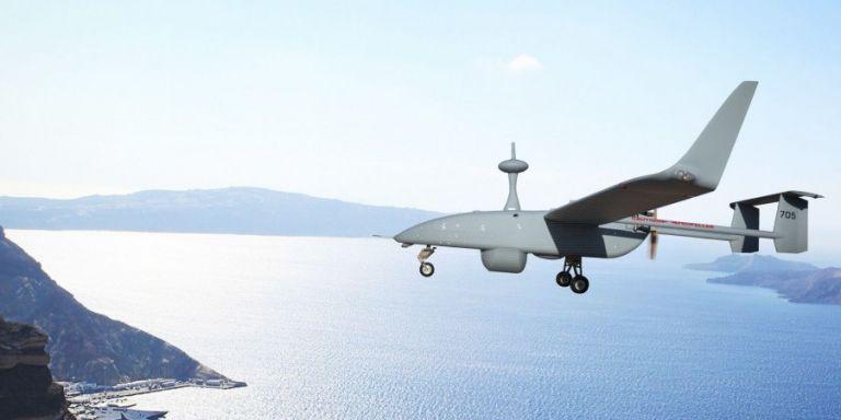 Ερχονται τα ισραηλινά drones για επιτήρηση των συνόρων   tovima.gr