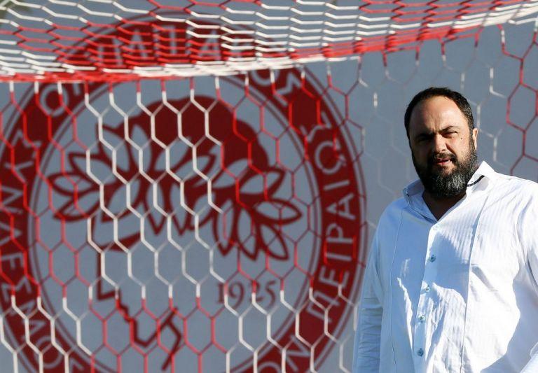Ο Βαγγέλης Μαρινάκης πηγαίνει στου Ρέντη για να θέσει τους στόχους της επανέναρξης | tovima.gr