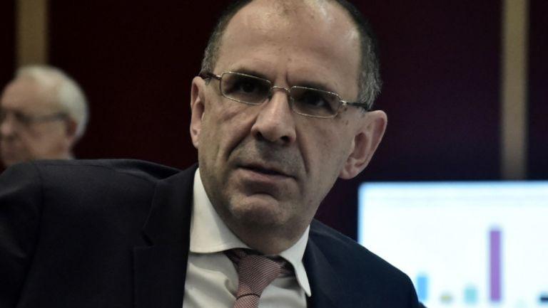 Γεραπετρίτης για Έβρο: Τα εθνικά θέματα δεν πρέπει να γίνονται αντικείμενο πολιτικής αντιπαράθεσης   tovima.gr