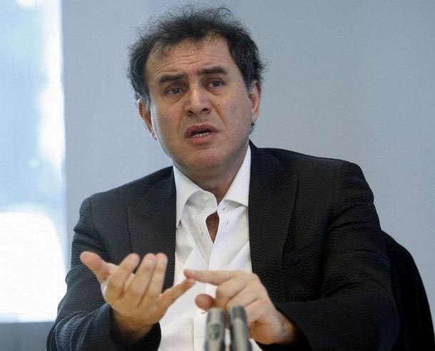 Ζοφερές προβλέψεις Ρουμπινί: Ετοιμαστείτε για 10 χρόνια ύφεσης | tovima.gr