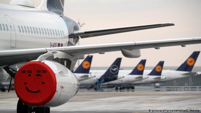 Ξεκινούν οι πτήσεις της Lufthansa  στα ελληνικά νησιά | tovima.gr