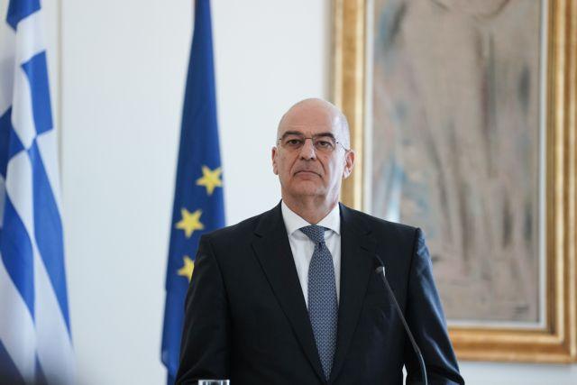 Δένδιας : «Η αντιπολίτευση υιοθετεί ακροδεξιό σκεπτικό για τον Έβρο» | tovima.gr