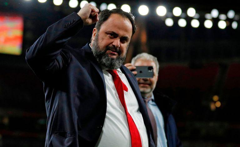 Αυτά είπε ο Βαγγέλης Μαρινάκης στου Ρέντη: «Να επιστρέψουμε πιο δυνατοί και με ασφάλεια» | tovima.gr