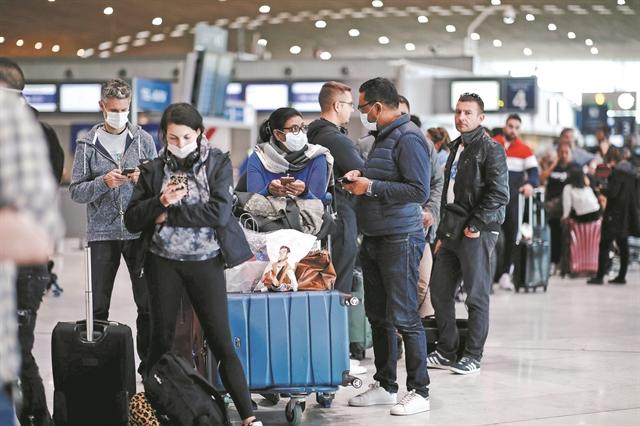 Γαλλία-Γερμανία καλούν για άμεσο άνοιγμα των ευρωπαϊκών συνόρων | tovima.gr