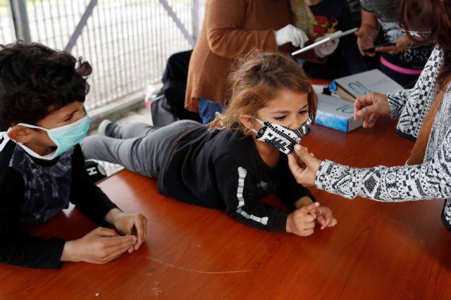 Κορωνοϊός: Γιατί η μάσκα είναι επικίνδυνη για παιδιά κάτω των 2 ετών | tovima.gr