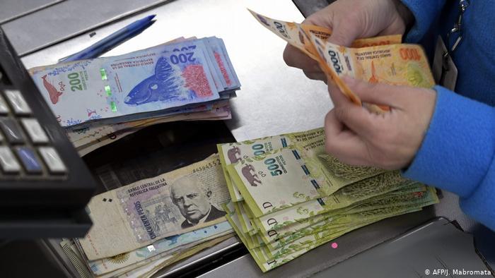 S&P και Fitch  κηρύττουν την Αργεντινή σε κατάσταση χρεοκοπίας | tovima.gr