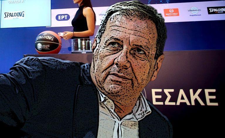 Αποχώρησε εκνευρισμένος από το Δ.Σ. του ΕΣΑΚΕ ο Αγγελόπουλος | tovima.gr