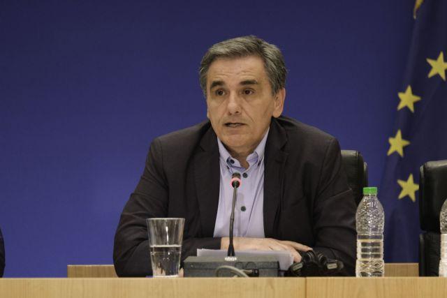 Τσακαλώτος: Με γκρίζες ζώνες η πρόταση της Κομισιόν αν και ευχάριστη έκπληξη   tovima.gr