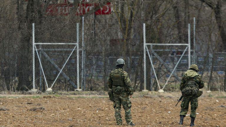 Εβρος: Η ενίσχυση των μέτρων φύλαξης, ο φράχτης και η παρέμβαση Πάλμερ | tovima.gr