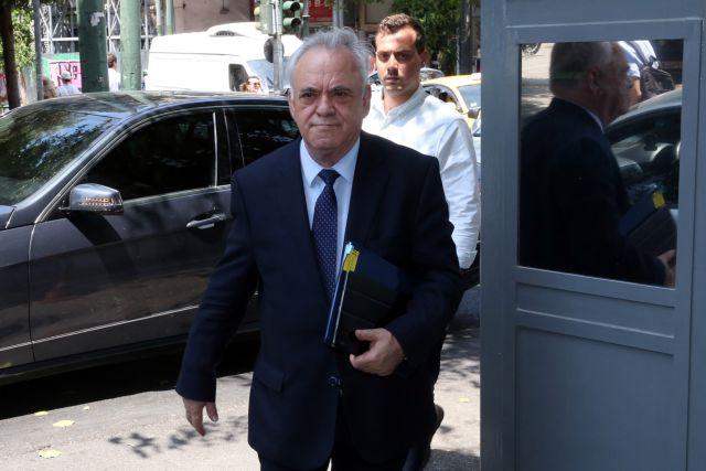 Δραγασάκης: Όχι δάνεια σε επιχειρήσεις χωρίς εξασφάλιση των θέσεων εργασίας | tovima.gr
