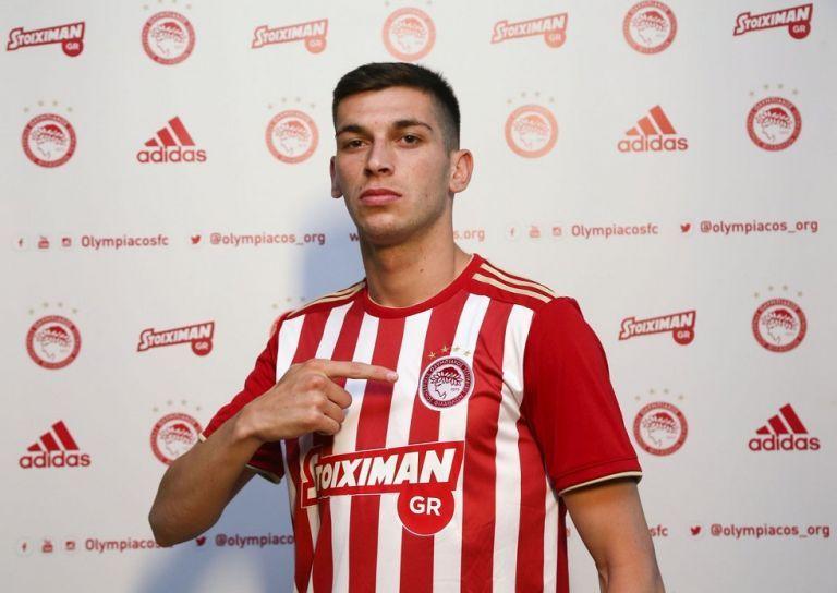 Ραντζέλοβιτς: «Είμαι πάρα πολύ καλά στον Ολυμπιακό» | tovima.gr