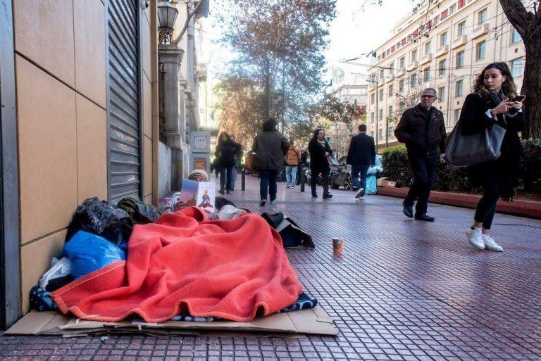 Η άλλη πλευρά της πόλης: To δράμα των αστέγων | tovima.gr