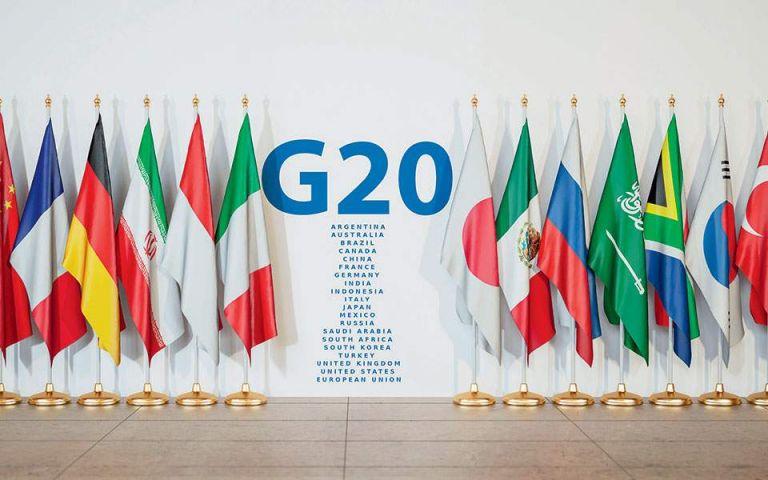 G20: 36 χώρες ζητούν αναστολή πληρωμής χρεών   tovima.gr