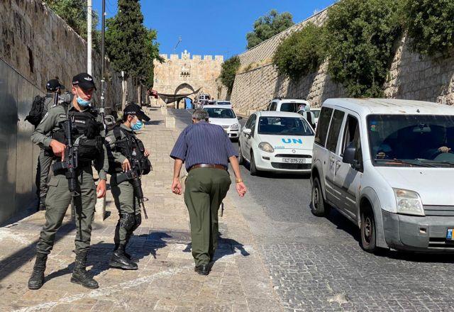 Ιερουσαλήμ: Νεκρός Παλαιστίνιος από πυρά αστυνομικών | tovima.gr