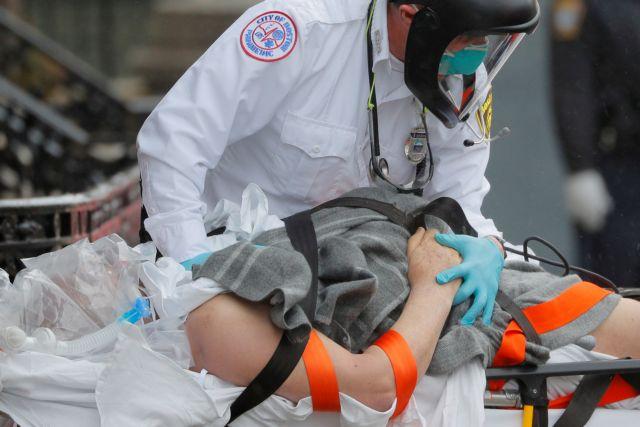 Κοροναϊός: Πάνω από 1.000 νεκροί σε μία μέρα στις ΗΠΑ | tovima.gr