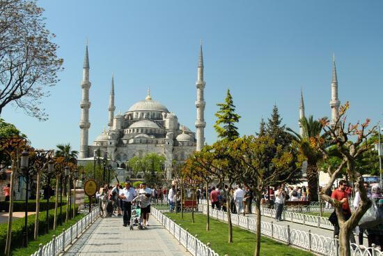 Προκλητικές δηλώσεις Ερντογάν: Η Αγία Σοφία έγινε τζαμί δικαιωματικά μετά την Άλωση | tovima.gr