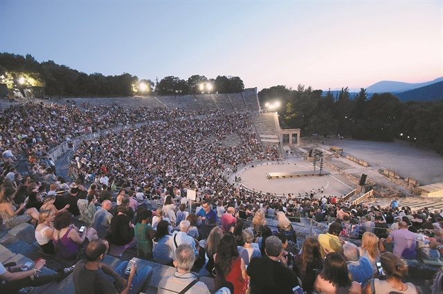 Το μετέωρο βήμα του Πολιτισμού | tovima.gr