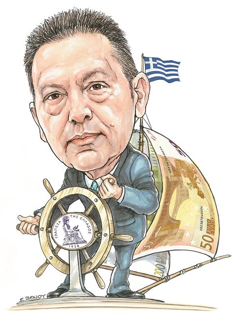 Ο ανθεκτικός τραπεζίτης | tovima.gr