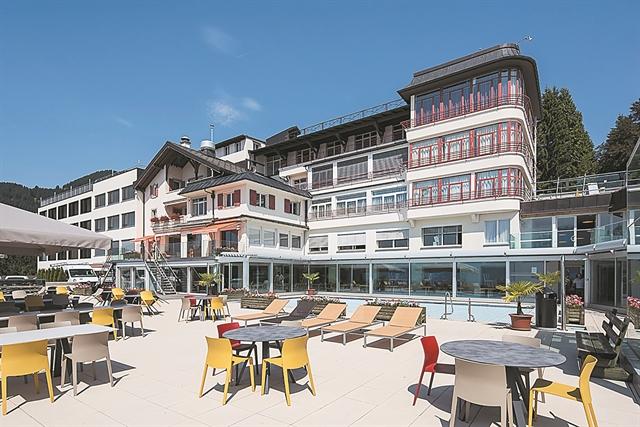 Η επόμενη ημέρα στις Ελβετικές Aλπεις | tovima.gr