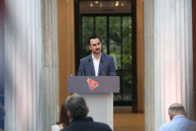Χαρίτσης: Ο Μητσοτάκης να πάρει θέση για την εποπτεία Ντομπρόβσκις | tovima.gr