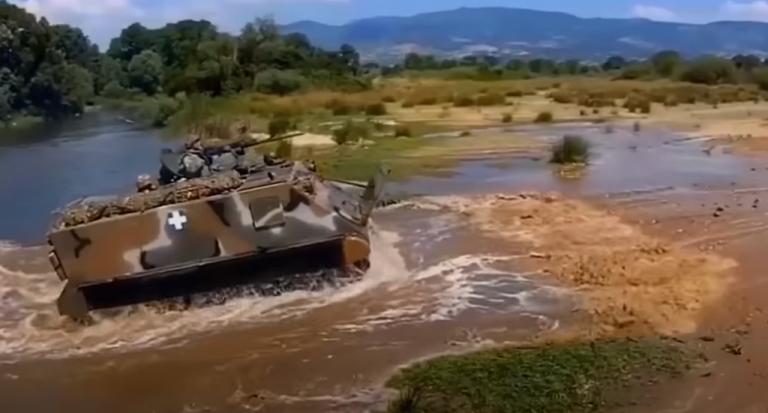ΓΕΣ: H δύναμη πυρός του Στρατού Ξηράς σε ένα 7λεπτο βίντεο | tovima.gr