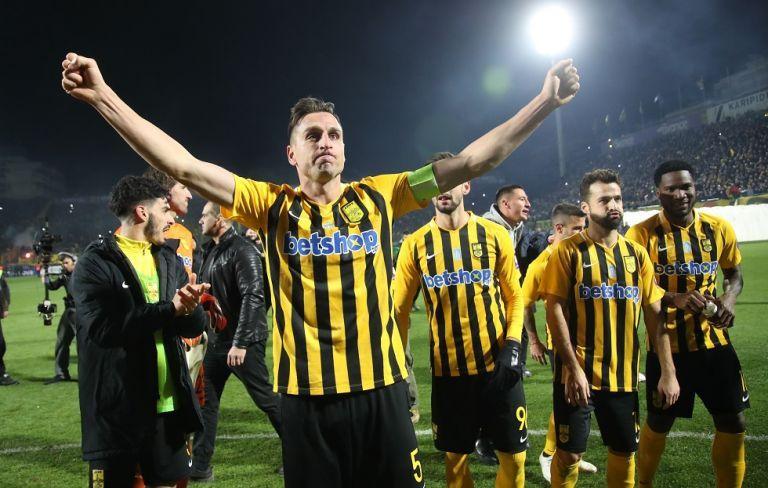 Πρεμιέρα πλέι-οφ στο «Κλεάνθης Βικελίδης» : Επιτέλους ποδόσφαιρο, έστω κι έτσι | tovima.gr