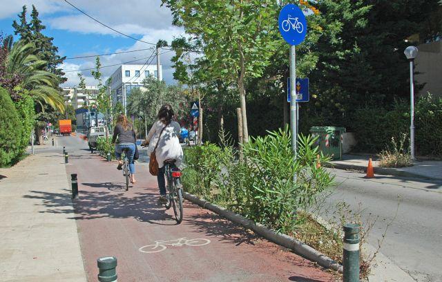 Δύο νέοι ποδηλατόδρομοι για την Αθήνα [χάρτες] | tovima.gr