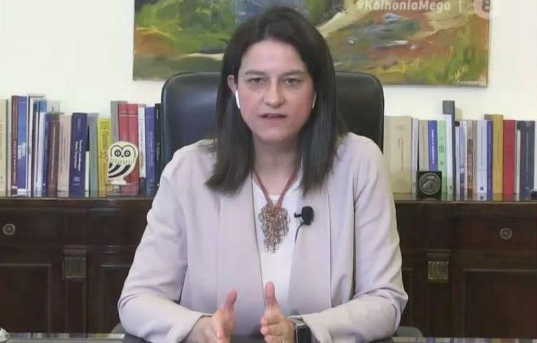 Κεραμέως στο MEGA: Εξετάζουμε την επαναλειτουργία των ολοήμερων – Πότε θα ανοίξουν τα σχολεία τον Σεπτέμβρη   tovima.gr