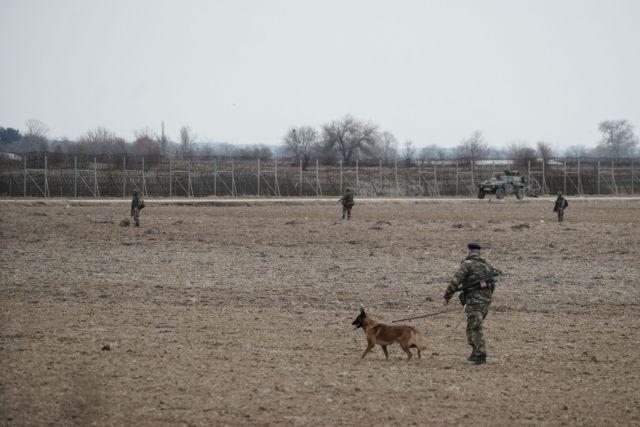 Το MEGA στα σύνορα του Έβρου – Ενισχύθηκαν οι ελληνικές δυνάμεις | tovima.gr