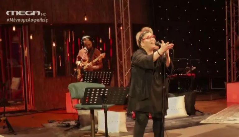 Γαλάνη: Αντίστροφή μέτρηση για τη μεγάλη συναυλία στο MEGA | tovima.gr