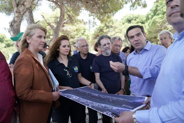 Τσίπρας κατά κυβέρνησης για περιβάλλον και ιδιωτικοποίηση του νερού | tovima.gr