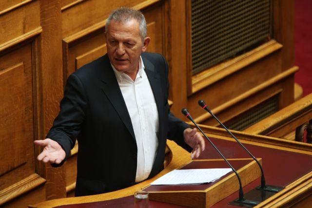 Παφίλης: Κατέρρευσε ο μύθος ότι το ΝΑΤΟ και η ΕΕ μας προστατεύουν | tovima.gr