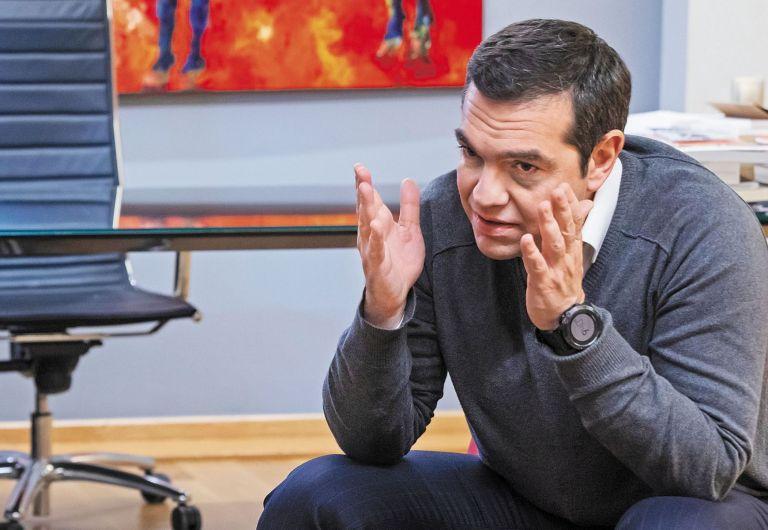 Τσίπρας: «Τυχοδιωκτισμός οι πρόωρες εκλογές» | tovima.gr