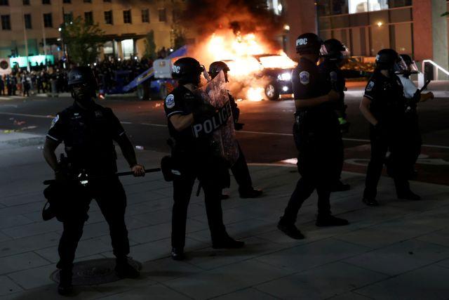 Δολοφονία Φλόιντ: Ναυάγιο στις συνομιλίες της αστυνομίας της Μινεάπολης με το συνδικάτο | tovima.gr