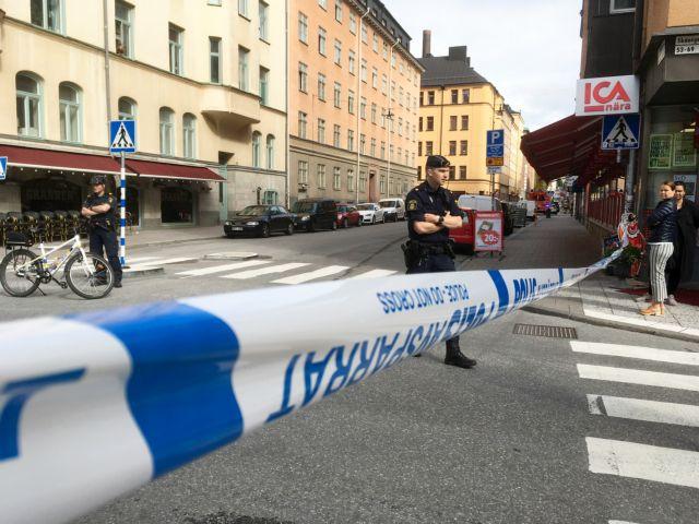 Πυροβολισμοί σε εμπορικό κέντρο στη Στοκχόλμη | tovima.gr