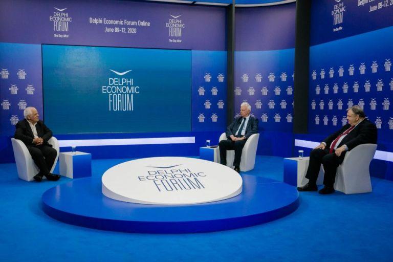 Πικραμμένος: Πρώτο μέλημα η υγεία των πολιτών αλλά να μην καταρρεύσει η οικονομία | tovima.gr