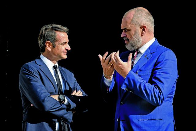Ράμα: Πρόοδος στις διαπραγματεύσεις για ΑΟΖ – Τι είπε για τα περιουσιακά των ομογενών | tovima.gr