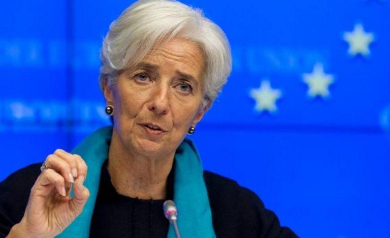 Ύφεση έως και 12,6% στην ευρωζώνη βλέπει η Λαγκάρντ | tovima.gr