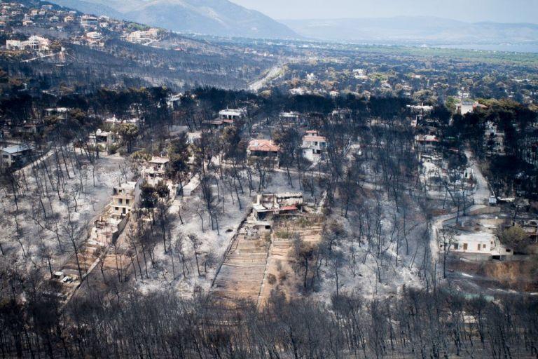 Μάτι: Κατεδαφίσεις 141 κτισμάτων και 339 μαντρότοιχων – Τι προβλέπει το πολεοδομικό σχέδιο | tovima.gr