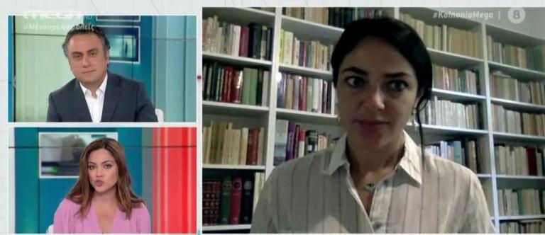 Μιχαηλίδου στο MEGA: Μειώνουμε τις καθυστερήσεις στις υιοθεσίες | tovima.gr