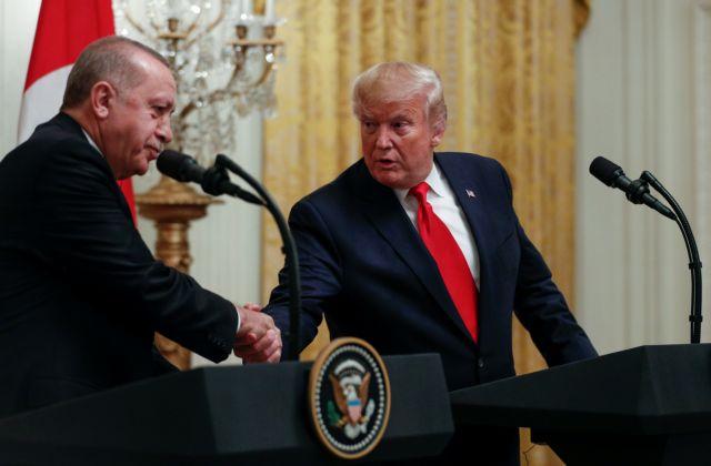 Αποκαλύψεις Μπόλτον στο βιβλίο του: Πώς ο Τραμπ «ξαλάσπωνε» τον Ερντογάν | tovima.gr