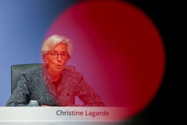 Λαγκάρντ στη Σύνοδο ΕΕ: Σε δραματική πτώση η οικονομία της ΕΕ | tovima.gr