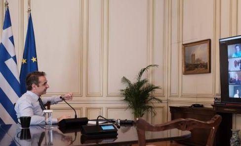 Το Ταμείο Ανάκαμψης στη Σύνοδο κορυφής ΕΕ – Οι δύο στόχοι του Μητσοτάκη   tovima.gr