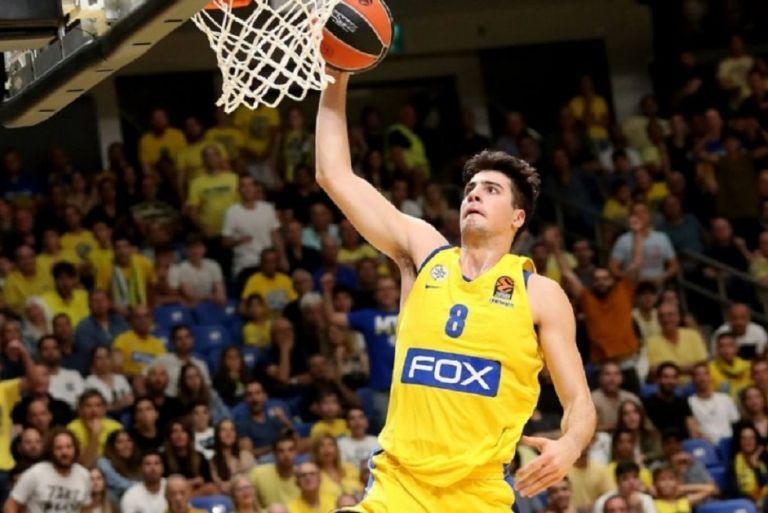 Αβντίγια: «Θέλω να βοηθήσω τη Μακάμπι να πάρει το πρωτάθλημα»   tovima.gr