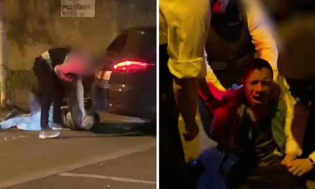 Βρετανία: Αντιδράσεις για βίντεο αστυνομικής βίας σε άοπλο αφροαμερικό | tovima.gr