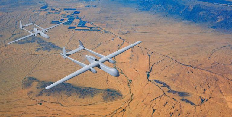 Ερχονται τα πρώτα drones που θα επιτηρούν τα ελληνικά σύνορα | tovima.gr