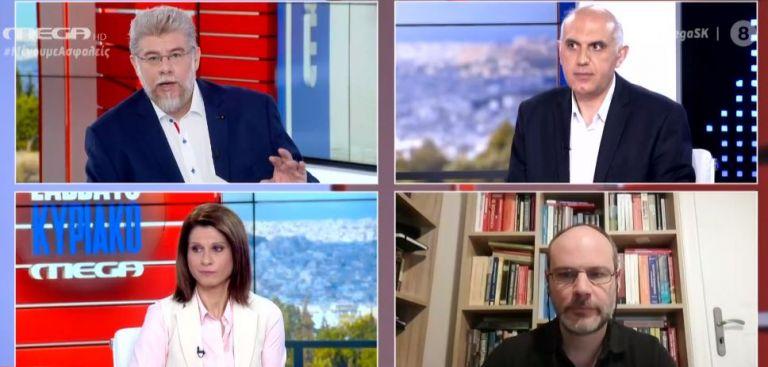 Κουτεντάκης στο MEGA: Αύξηση χρέους χειρότερα από την εποχή των μνημονίων | tovima.gr